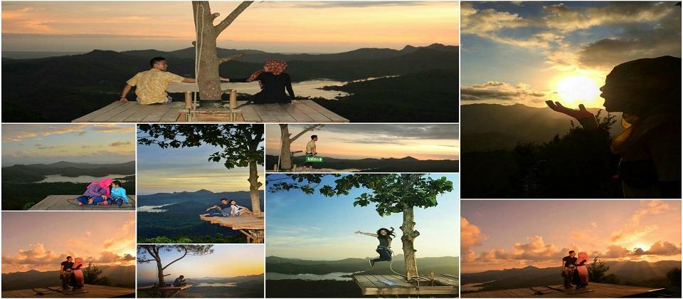 sunset-kalibiru