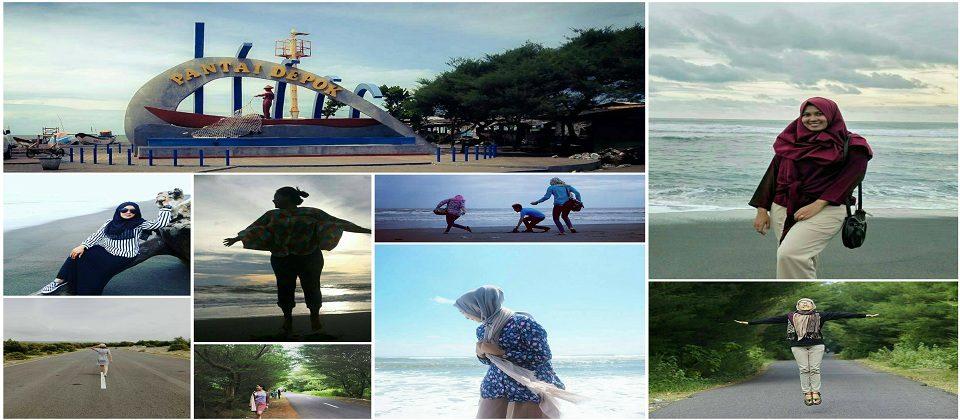 Wisata Pantai Depok Yogyakarta Rental Motor Jogja
