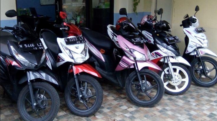 Rental Motor Murah